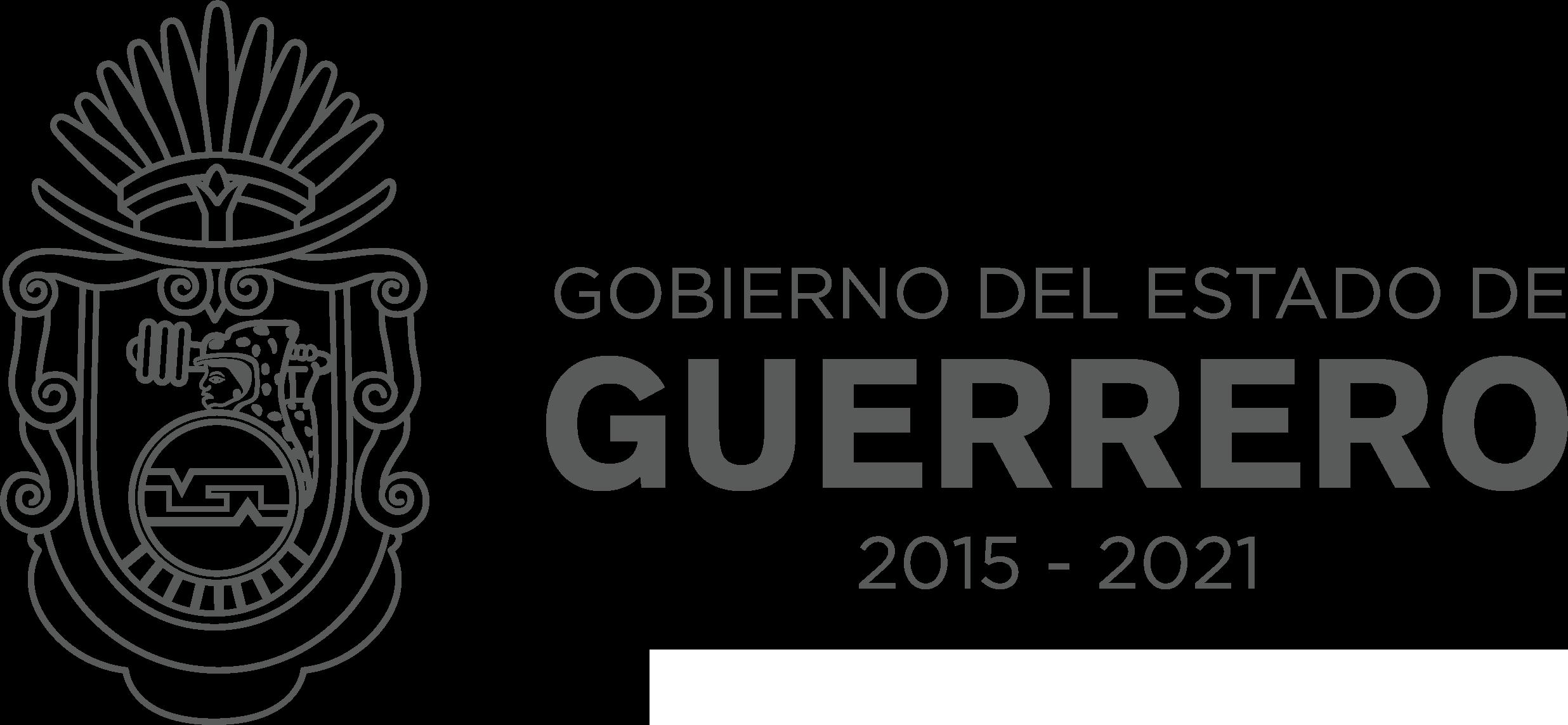 Logo del Gobierno del Estado de Guerrero